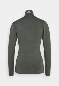 J.LINDEBERG - LAURYN  - Training jacket - thyme green melange - 1