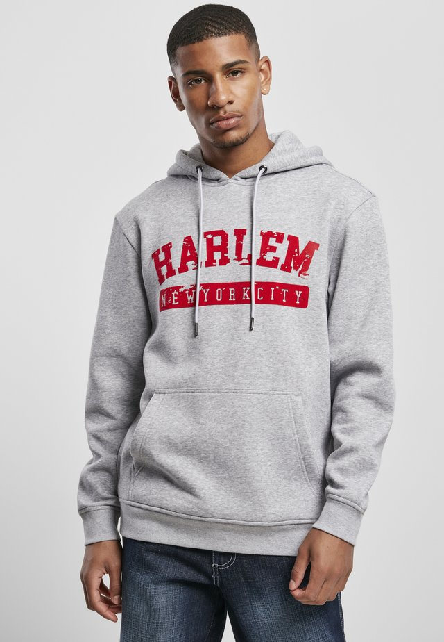 HARLEM - Sweater - h.grey