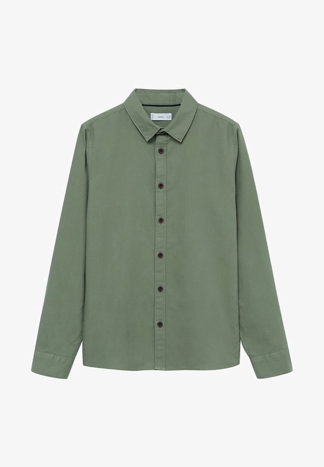 FRANK - Skjorter - khaki