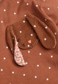Next - BUNNY  - Long sleeved top - brown - 2