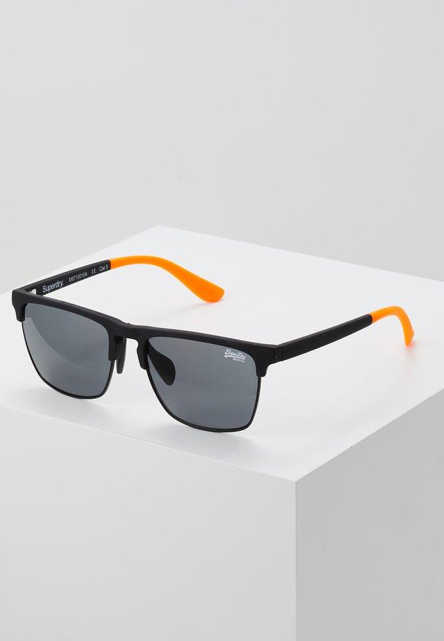 FIRA - Occhiali da sole - rubberised black