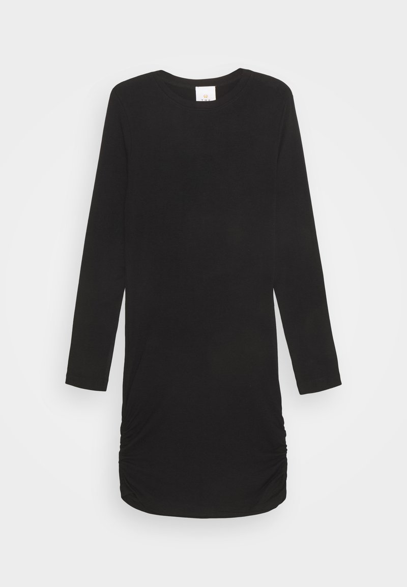 The New - BASIC DRESS SUSTAINABLE - Jerseyjurk - black