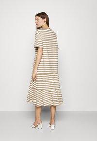Selected Femme - SLFREED DRESS - Jersey dress - kelp - 2