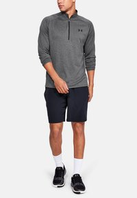 Under Armour - Sports shirt - carbon heather - 1