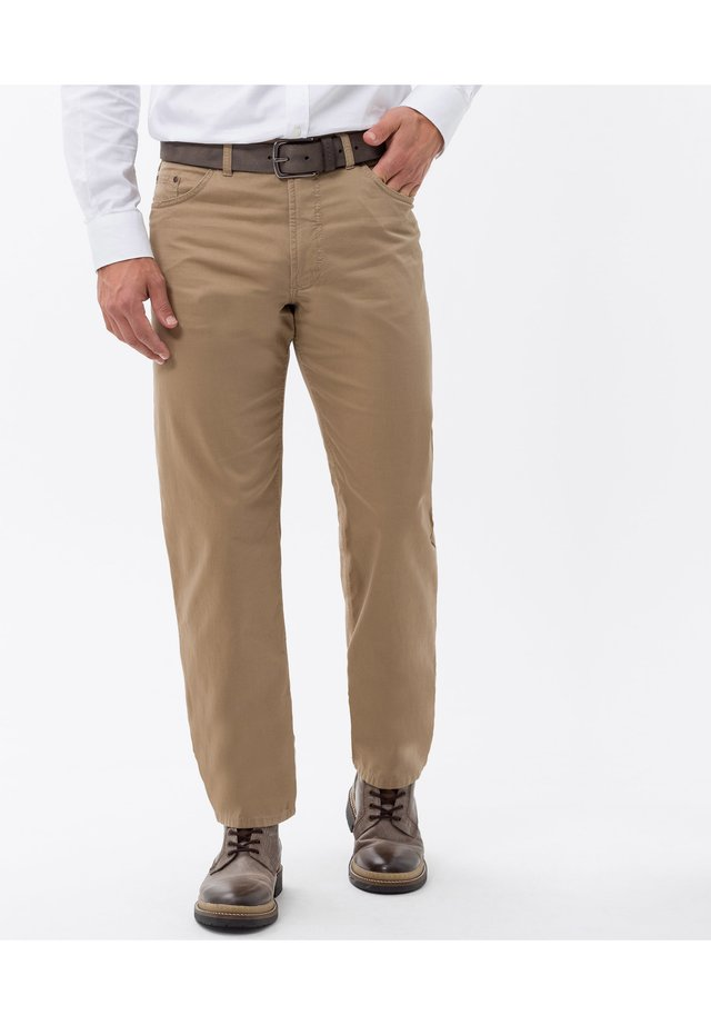 STYLE CARLOS - Jeans a sigaretta - beige