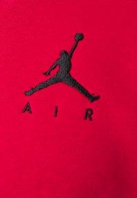 Jordan - JUMPMAN AIR - Mikina na zip - gym red/black - 2
