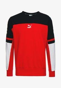 Puma - CREW - Sweatshirt - high risk red - 4