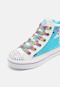 Skechers - TWI LITES 2.0 - High-top trainers - white/multi/turquoise - 6