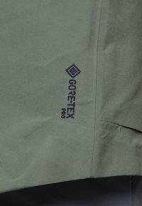 Norrøna - TAMOK GORE-TEX PRO JACKET - Hardshell jacket - grey - 6