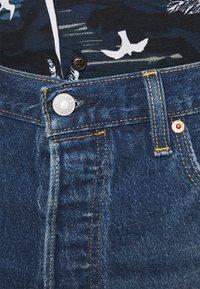 Levi's® - 501®93 - Denim shorts - indigo eyes creek - 4