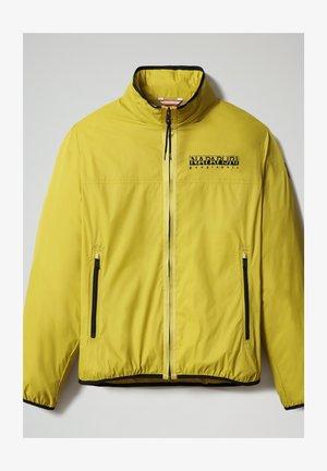 ARINO - Light jacket - yellow moss