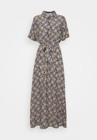 by-bar - LIZ BOMBAY DRESS - Shirt dress - blue - 0