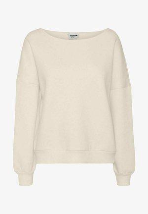 Sweatshirt - eggnog