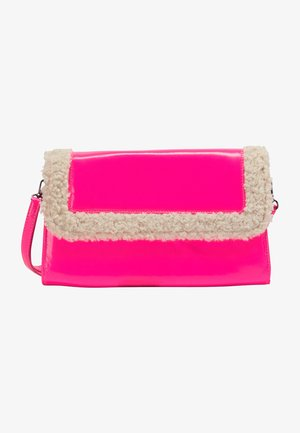 Clutch - neon pink