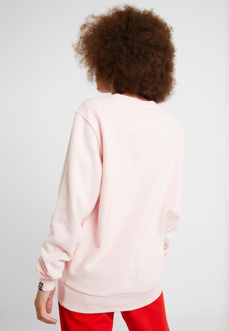 Ellesse HAVERFORD - Sweatshirt - light pink/pink prBd6w