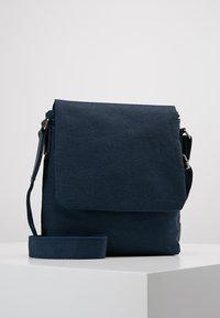 Jost - Across body bag - navy - 0