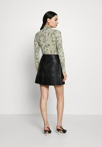 River Island - A-line skirt - black - 2