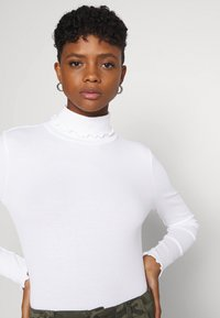 Even&Odd - Long sleeved top - white - 3