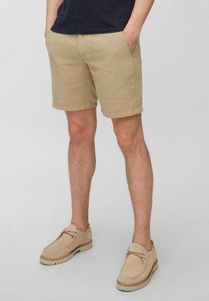RESO  - Denim shorts - pure cashmere