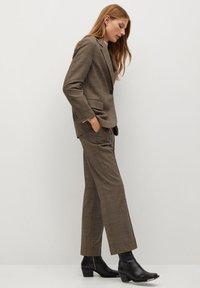 Mango - JAMES - Trousers - braun - 4
