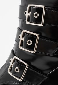 Head over Heels by Dune - PIERR - Cowboystøvletter - black - 2