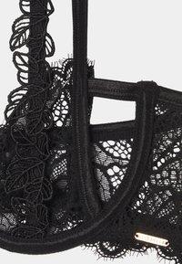 Bluebella - MERA BRA - Underwired bra - black - 2