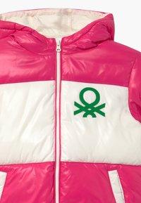 Benetton - Winterjas - pink - 2