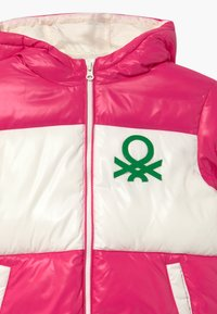 Benetton - Chaqueta de invierno - pink - 2