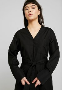 Samsøe Samsøe - LENEA DRESS  - Shirt dress - black - 4