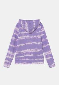 GAP - GIRL LOGO TIE DYE - Mikina - purple - 1
