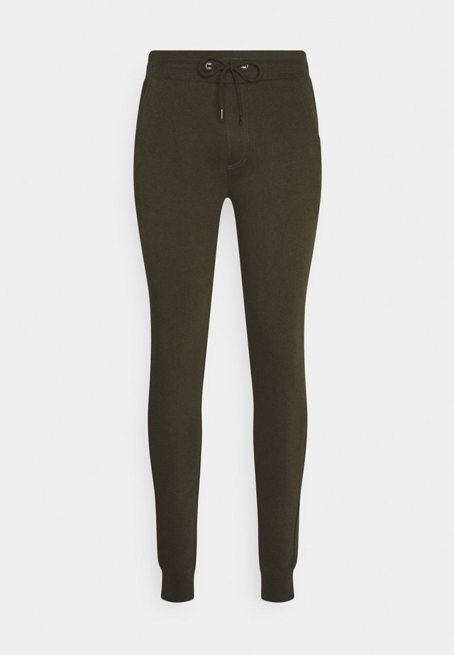 Pantalones deportivos - mid khaki