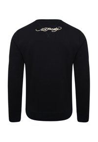 Ed Hardy - TIGER-MOUNTAIN CREW NECK SWEATSHIRT - Sweatshirt - black - 4