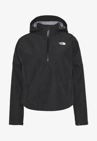 The North Face - W ARQUE ACTIVE TRAIL FUTURELIGHT JACKET - Hardshell jacket - black - 6