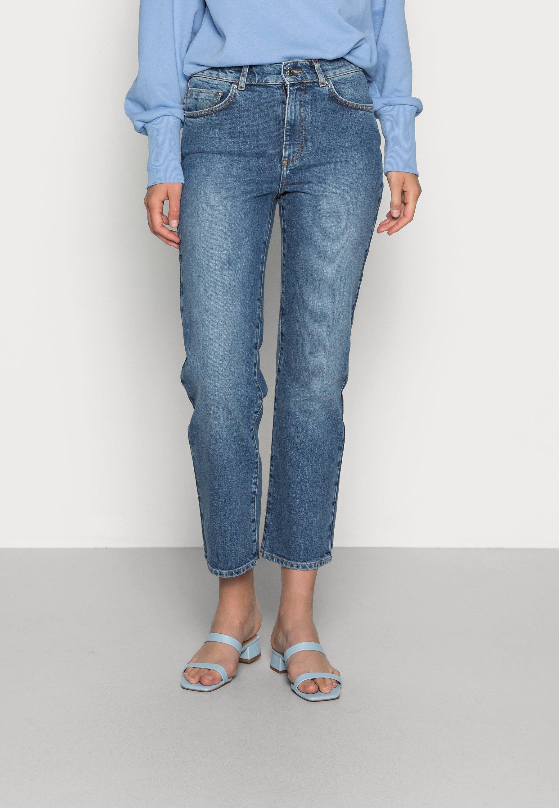 Donna WERA VILDA - Jeans Skinny Fit - denim blue