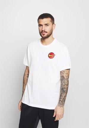 DRY ART TEE - T-shirt print - white