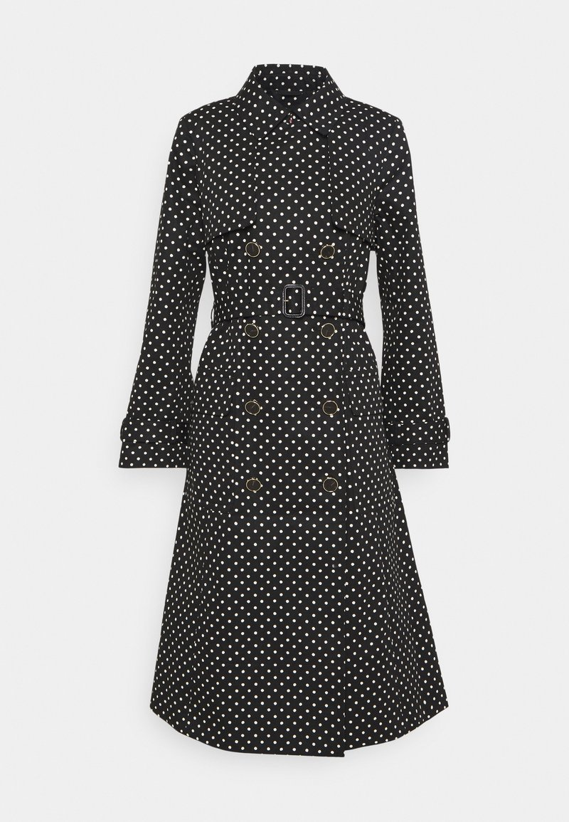 kate spade new york - DOT  - Trenchcoat - black