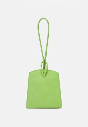 LOOP BAG - Handtas - acid green