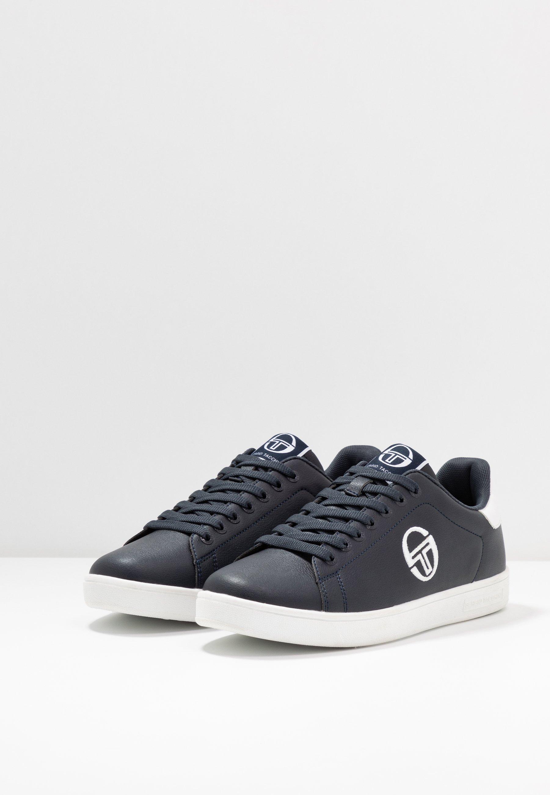 GRAN TORINO Sneakers navywhite