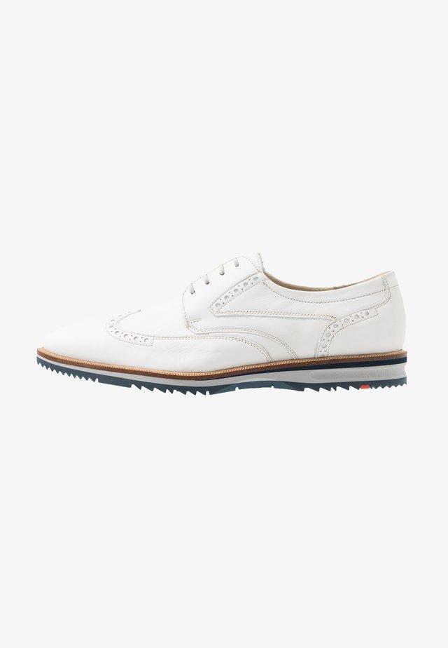 DAILY - Stringate sportive - white