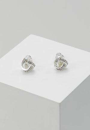 EARRINGS KATELYN - Örhänge - silver-coloured