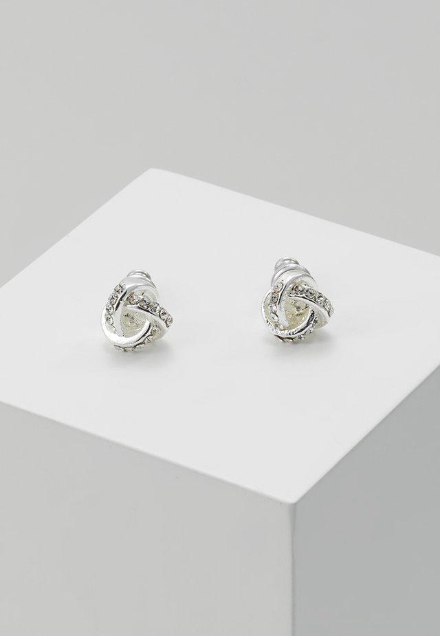 EARRINGS KATELYN - Boucles d'oreilles - silver-coloured