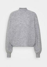 Jumper - light grey mel