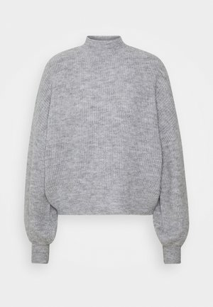 Jumper - light grey mel