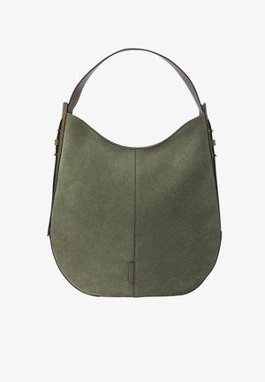 MOD. GABRIELLA - Tote bag - fresh moss