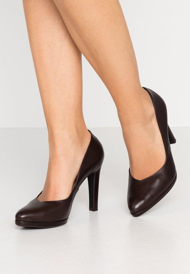 HERDI - Zapatos altos - nuba firenze
