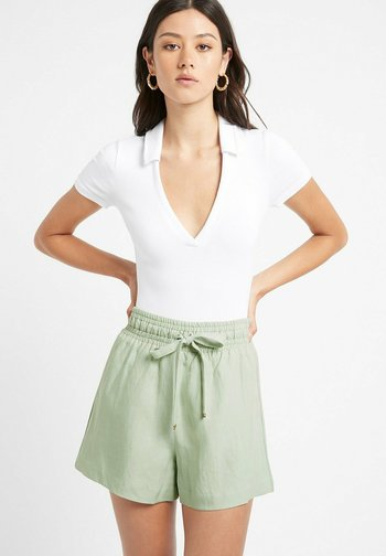 AU CARMEN  - Shorts - nq-celadon