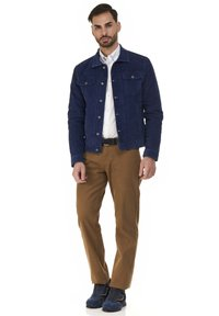 Harmont & Blaine - Denim jacket - blu scuro - 1