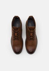 Jack & Jones - JFWORCA  - Lace-up ankle boots - cognac - 3