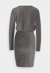 PIECES Tall - PCRINA DRESS - Cocktail dress / Party dress - silver - 1