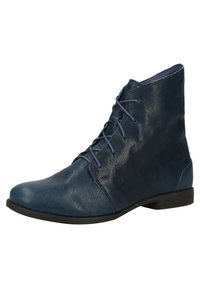 Think! - Lace-up ankle boots - azur 8000 - 2